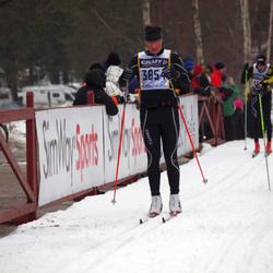 Skiing 90 km - Henrik Johansson-Kask (3854)
