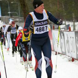 Skiing 90 km - Anders Ringström (4887)