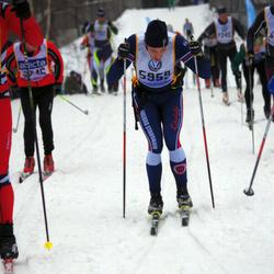 Skiing 90 km - David Karlström (5959)