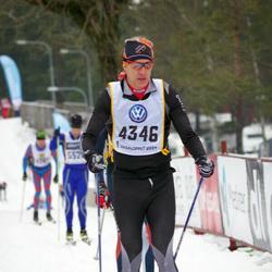 Skiing 90 km - Jan-Olof Nilsson (4346)