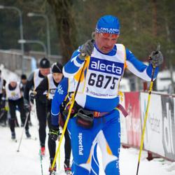 Skiing 90 km - Antti Ridanpää (6875)