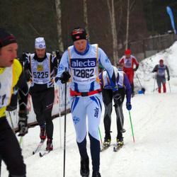 Skiing 90 km - Arne Eik (12862)