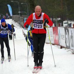 Skiing 90 km - Adam Wirdby (6723)