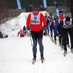 Skiing 90 km - Christer Sehlstedt (5964)