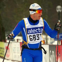Skiing 90 km - Daniel Eriksson (6837)