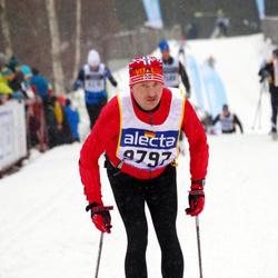 Skiing 90 km - Dirk Sommer (9797)