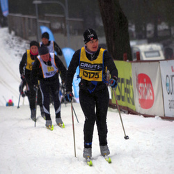 Skiing 90 km - Dina Alexandersson (19175)