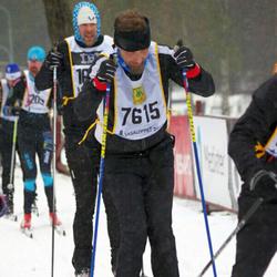 Skiing 90 km - Ari Lauttamus (7615)
