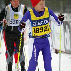 Skiing 90 km - Eivor Johansson (18927)