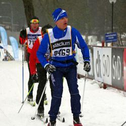 Skiing 90 km - Henrik Johansson (8469)
