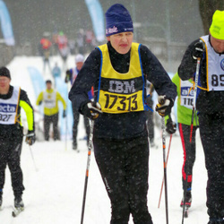Skiing 90 km - Caroline Svensson (17313)