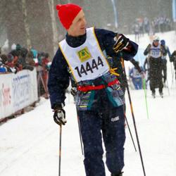 Skiing 90 km - Andre Lagrange (14444)