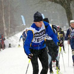Skiing 90 km - Henrik Nilsson Hübsch (7852)