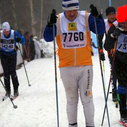 Skiing 90 km - Jan-Ole Österback (7760)