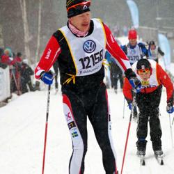 Skiing 90 km - Henrik Blad (12158)
