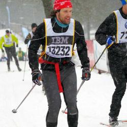 Skiing 90 km - Arvid Sundblad (13232)