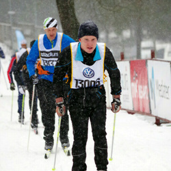 Skiing 90 km - Adam Thomsson (13005)