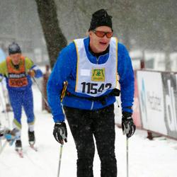 Skiing 90 km - Fredrik Herou (11542)