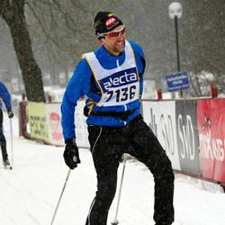 Skiing 90 km - Åke Bovaller (7136)