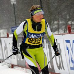 Skiing 90 km - Eeva-Liisa Toivonen (18999)