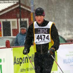 Skiing 90 km - David Landberg (4474)