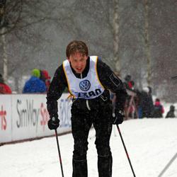 Skiing 90 km - Henrik Steen (7380)