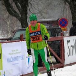 Skiing 90 km - Åke Larsson (30217)