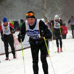 Skiing 90 km - Anders Stenström (10890)