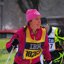 Skiing 90 km - Jenny Rosendahl (18263)
