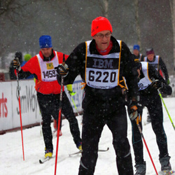 Skiing 90 km - Åke Bromö (6220)