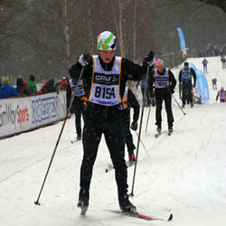 Skiing 90 km - Andreas Andersson (8154)