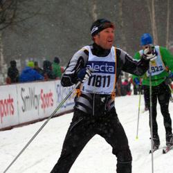 Skiing 90 km - Dennis Nygren (11811)
