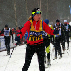 Skiing 90 km - Janne Rafshol (17878)