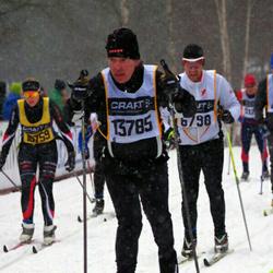 Skiing 90 km - Danne Wallin (13785)