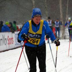 Skiing 90 km - Agneta Nordin (17764)