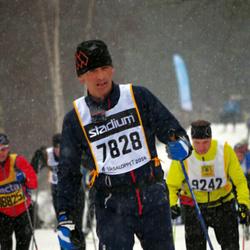 Skiing 90 km - David Krasa (7828)