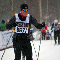 Skiing 90 km - Jan-Olof Ottosson (8671)