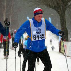 Skiing 90 km - Henrik Rubensson (8449)