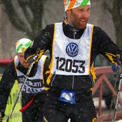 Skiing 90 km - Henrik Sundell (12053)