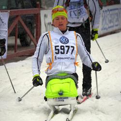 Skiing 90 km - Aron Andersson (5977)