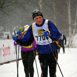 Skiing 90 km - Henrik Dalgaard (7706)