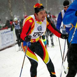 Skiing 90 km - Dmitry Minnebaev (12167)