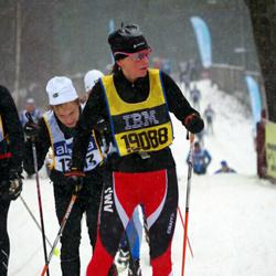 Skiing 90 km - Andrea Ehrlich (19088)