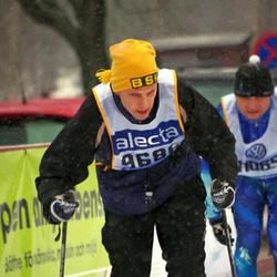 Skiing 90 km - Henrik Därth (9686)
