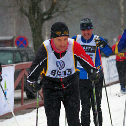 Skiing 90 km - Donatus Stehle (8513)