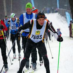 Skiing 90 km - Amedeo Bernardelli (7603)