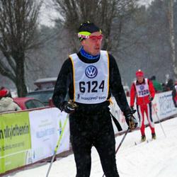 Skiing 90 km - Erik Pettersson (6124)