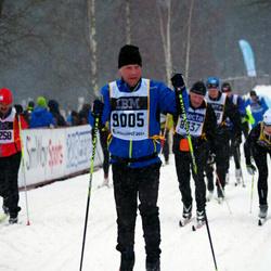 Skiing 90 km - Åke Gustafsson (9005)