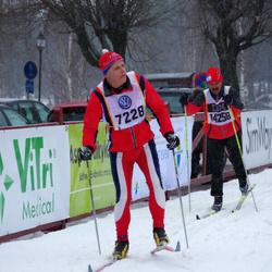 Skiing 90 km - Christer Brånn (7228)