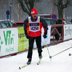 Skiing 90 km - Eero Orajärvi (14258)